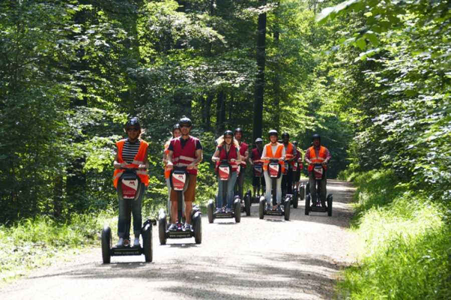 """mobileo Schweiz Tour classique """"ballade dans la verdure"""""""