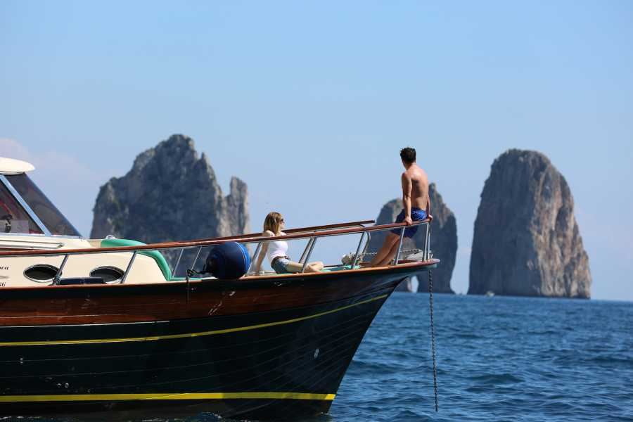 Travel etc Discover Capri from Naples