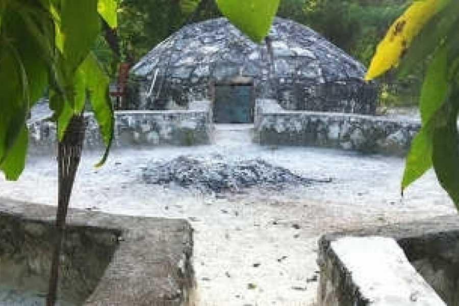 VIAJERO MEXICO Temazcal Maya Zeremonie