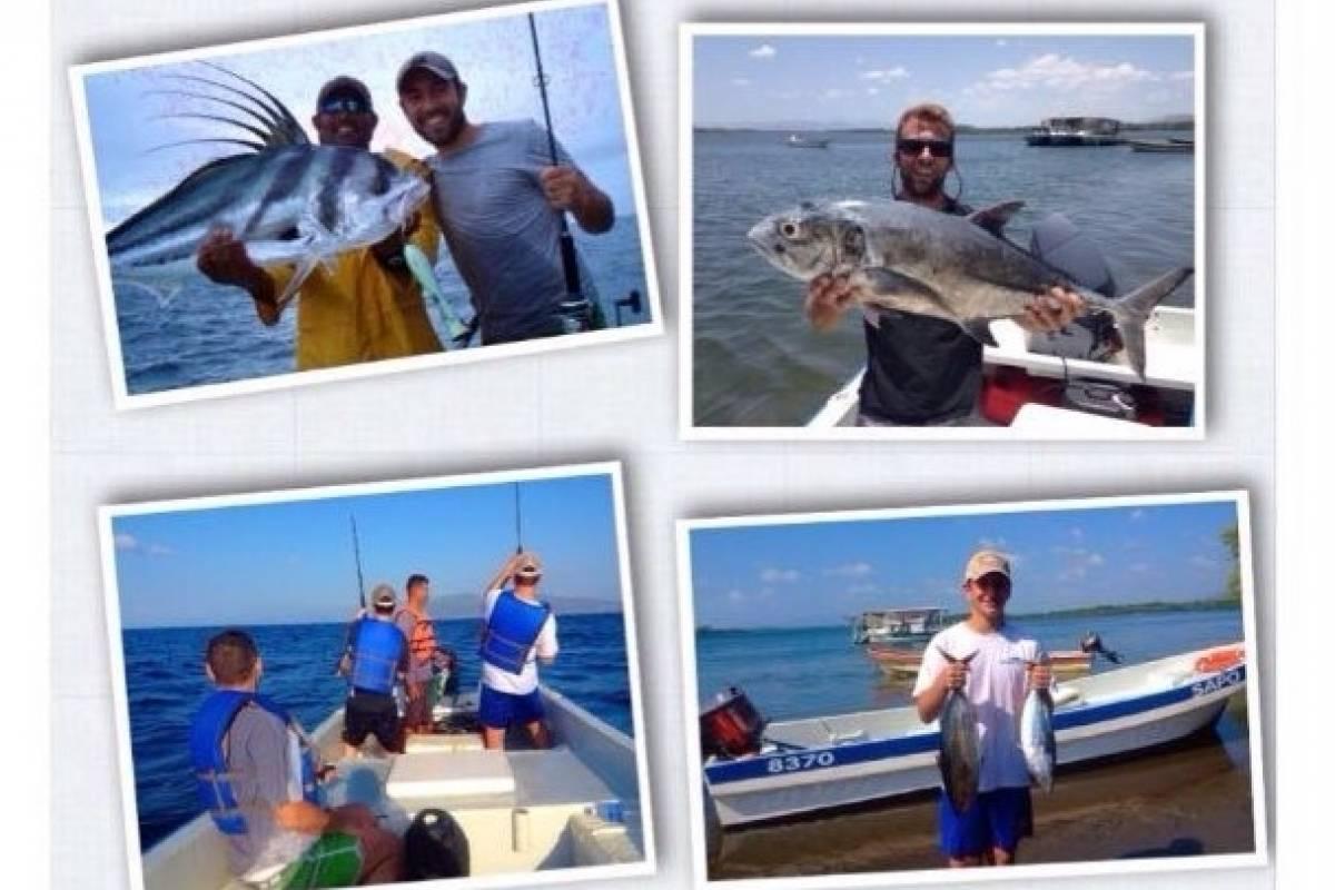 Cacique Cruiser Fishing