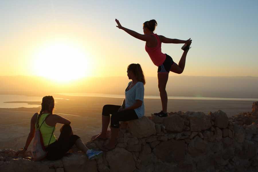 Wild-Trails Masada zum Sonnenaufgang - ohne Führung