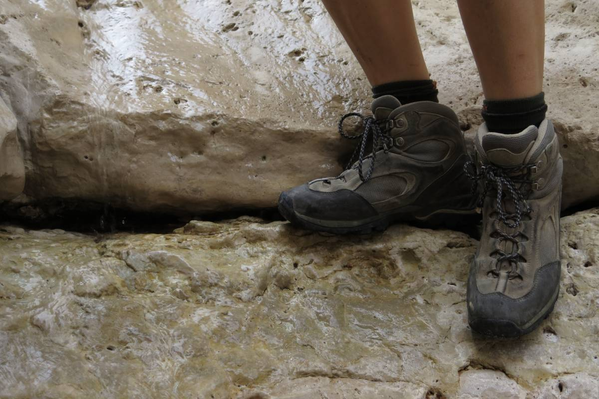 Wild-Trails Hiking in Israel - Mishmar Canyon