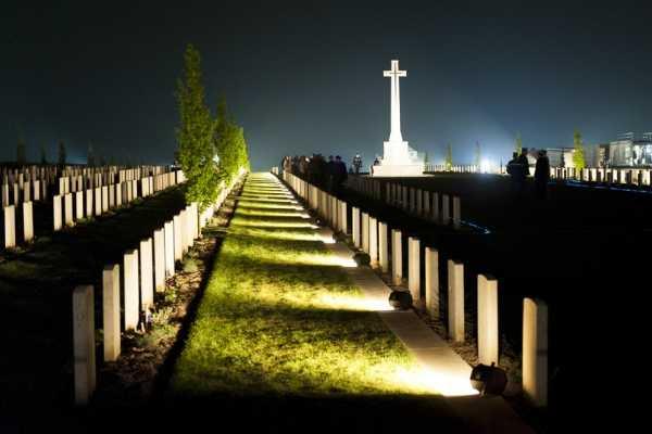 Spirit of Remembrance Ltd. ANZAC's Remembered (20-25 Apr 2020)