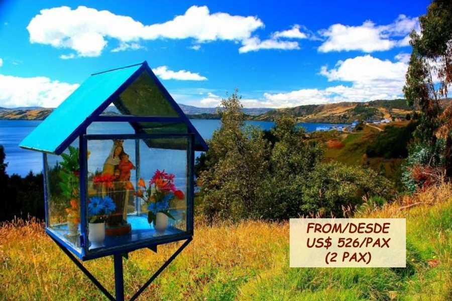 Bogota Henry Tours LAKE TOTA 3 DAYS PRIVATE TOUR