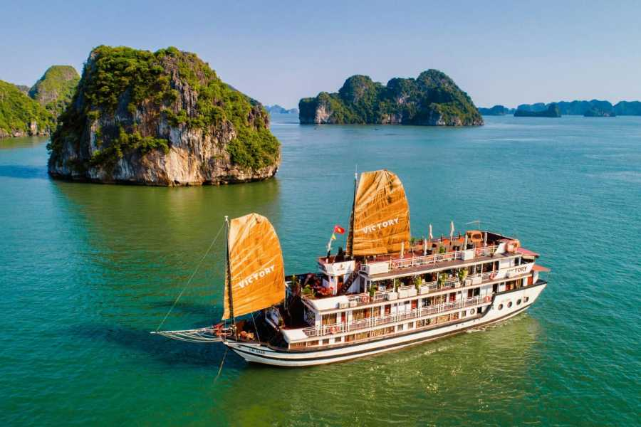 OCEAN TOURS VICTORY 4* one night cruise