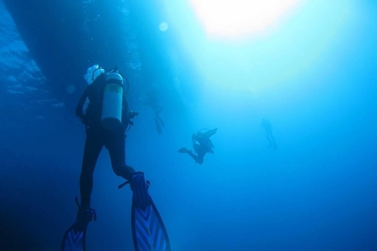 Marina Blue Haiti PADI Deep Diver Specialty Course