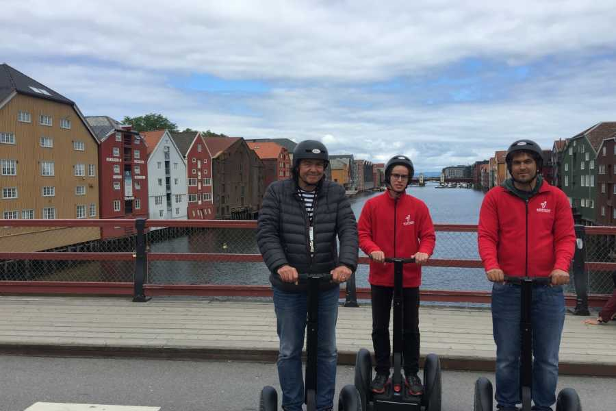 Segway Tours Norway 4. Segway Tours Trondheim