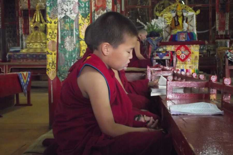 Mongolia Goes Global 7. Buddhism and Shamanism tour