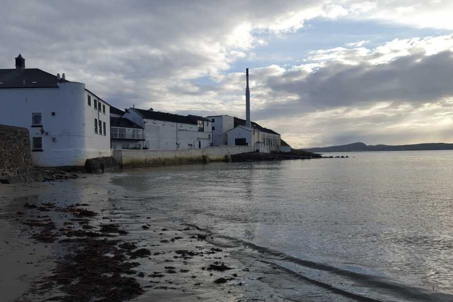 Clyde Coast Tourism Ltd Islay Whisky Tour Package