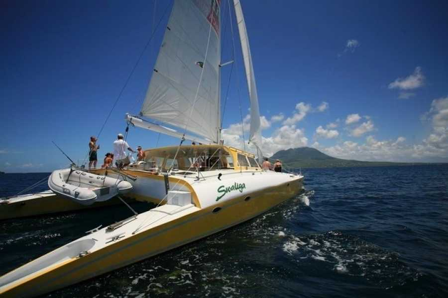 Blue Water Safaris Catamaran Sail and Safari