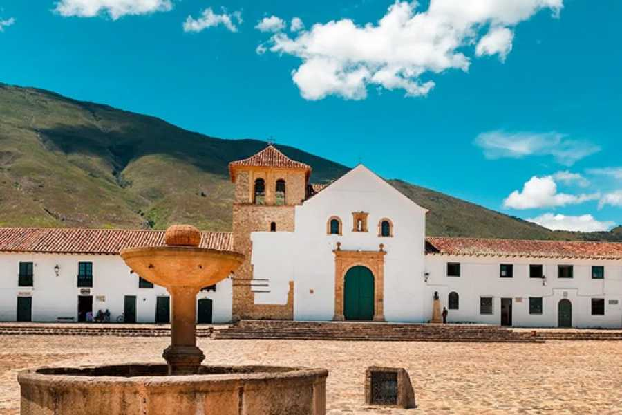 Medellin City Services Villa de Leyva Private Full-Day Trip from Bogota