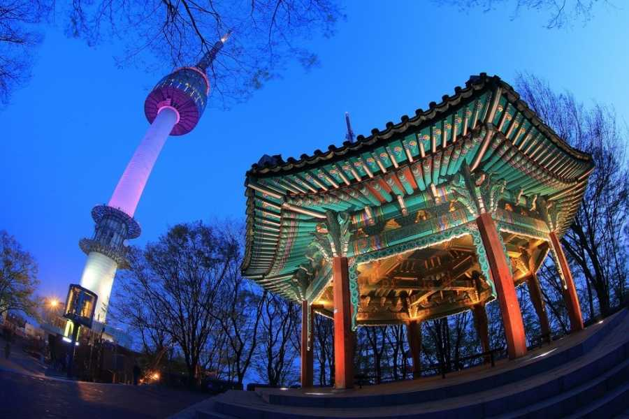 Kim's Travel [SReXperts 2016] N Seoul Tower & Traditional Village Tour