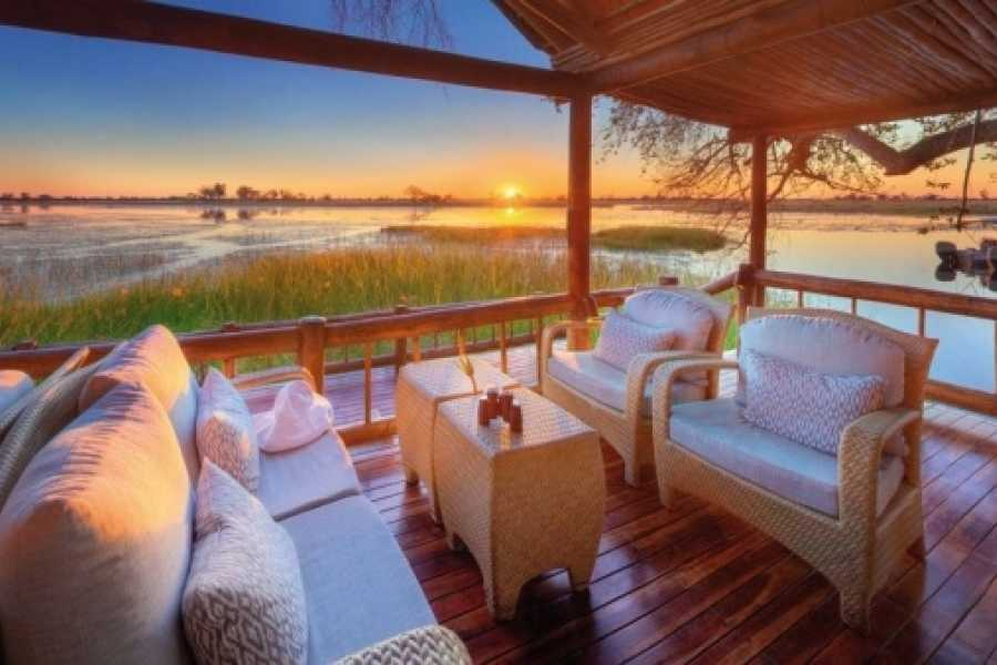 BOOKINGAFRICA.NET Okavango Delta - Eagle Island 3 nights