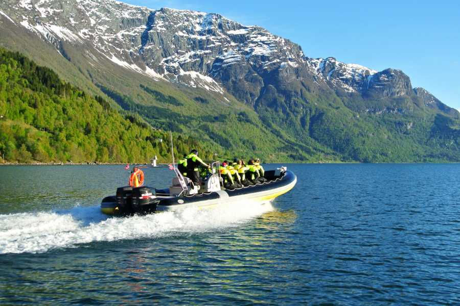 Adventure Tours Norway Fjord RIB Adventure