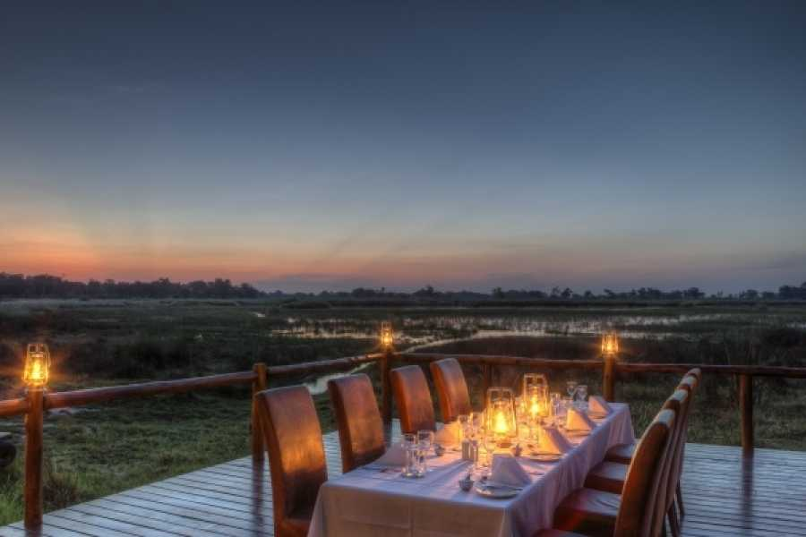 BOOKINGAFRICA.NET Okavango Delta - Kanana 3 nights