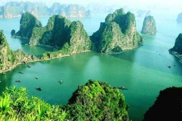 OCEAN TOURS HALONG BAY 1 day