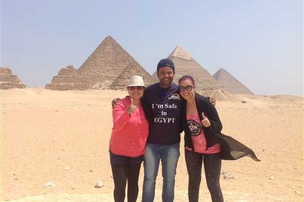 EMO TOURS EGYPT BUDGET 2 Day Tour to Cairo by Air from Hurghada