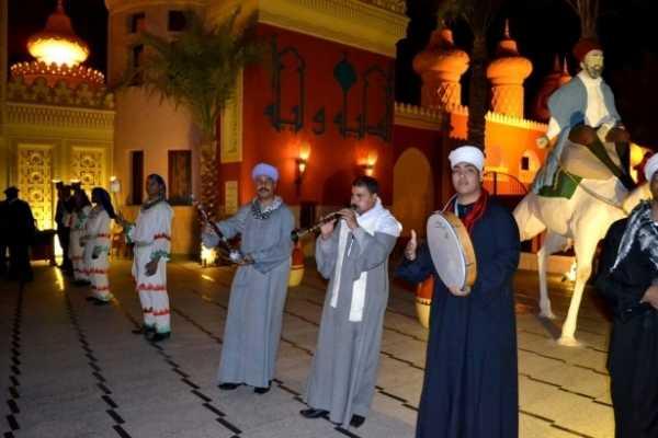 EMO TOURS EGYPT BUDGET TOUR ZU ALF LEILA WA LEILA SHOW IN HURGHADA