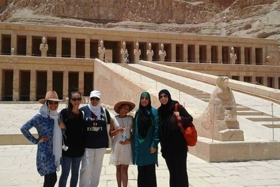EMO TOURS EGYPT BUDGET TOUR TO Cairo & Luxor in Two Days from Hurghada