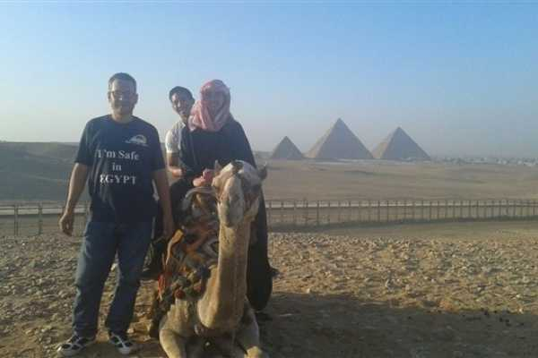EMO TOURS EGYPT BUDGET DAY TOUR AU CAIRE D'HURGHADA PAR AIR