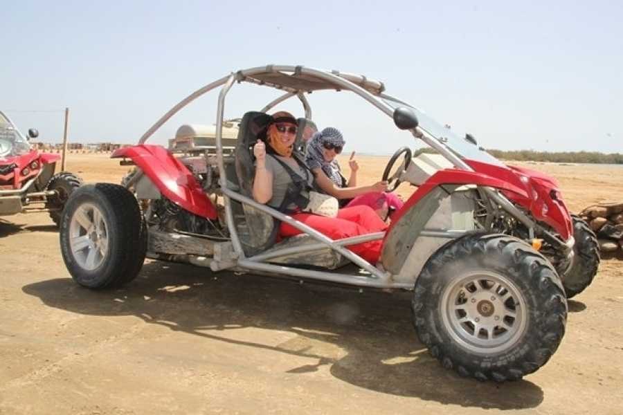 EMO TOURS EGYPT BUDGET DESERT TOURS Car buggy in Hurghada