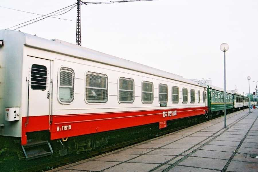 OCEAN TOURS Train Tickets