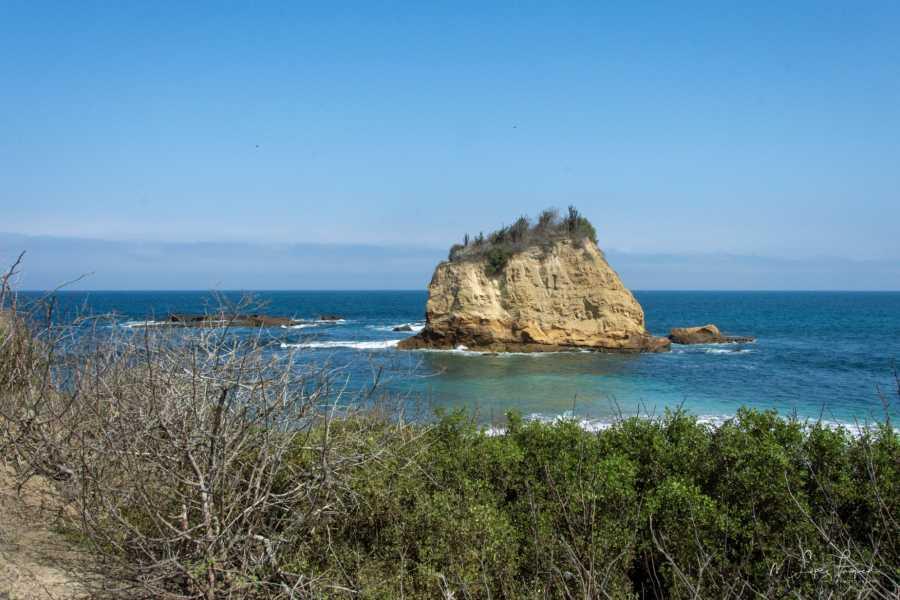 PALO SANTO TRAVEL LOS FRAILES BEACH | AGUA BLANCA | PUERTO LOPEZ | MACHALILLA | ECUADOR