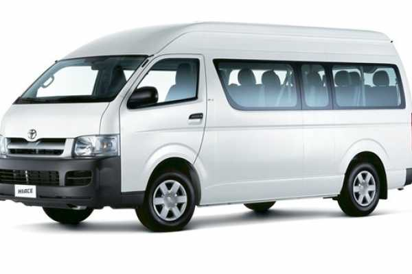 EMO TOURS EGYPT Pickup Transfers from Cairo to Hurghada by Mini Bus