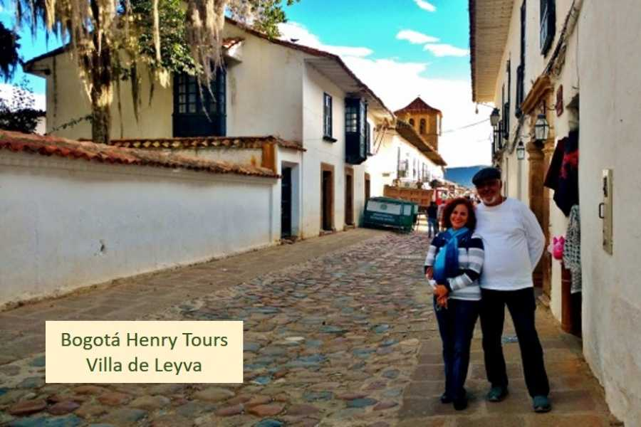 Bogota Henry Tours 50. VILLA DE LEYVA AND RÁQUIRA, PRIVATE TOUR, 12 HOURS, LUNCH, ALL INCLUDED