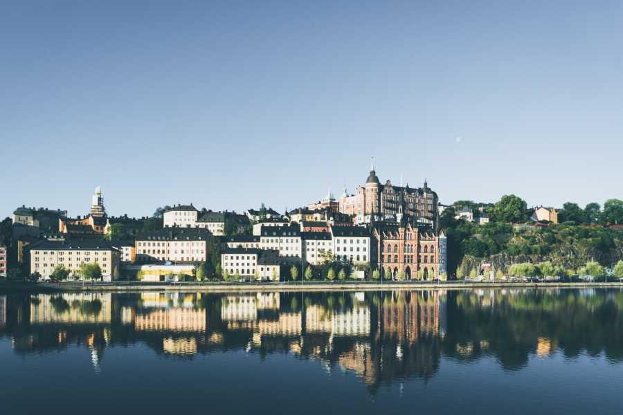 Olivia travel Stockholm city tour