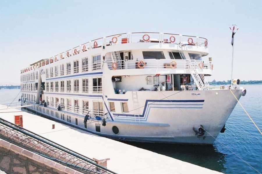 EMO TOURS EGYPT Concerto Nile Cruise From Aswan to Luxor for 4 Days 3 Nights