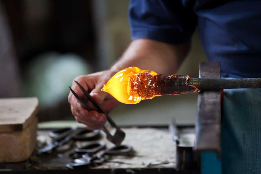 Venice Tours srl The Magic Art of Glassblowing