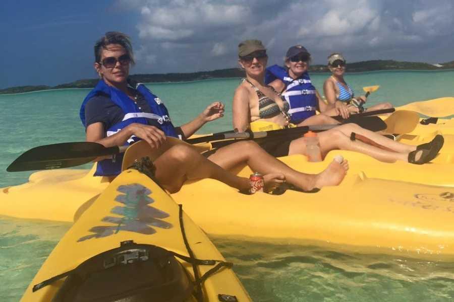 TheRealBahamas LLC Kayaking: Half Day: Gibson's Professional Services