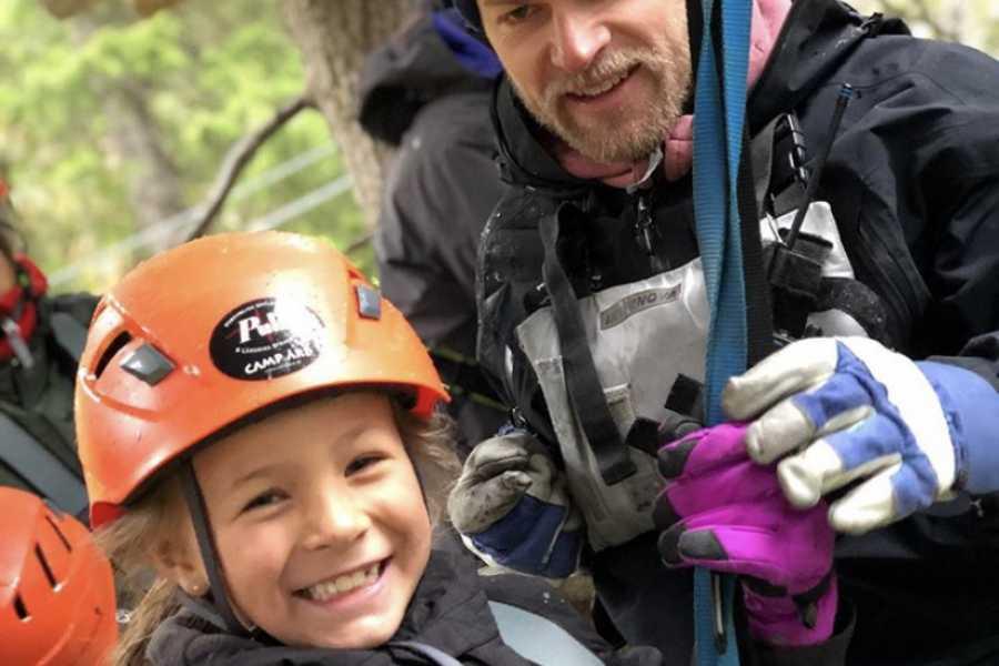 Puls Camp Åre Zipline Green + Barn upp till 12 år