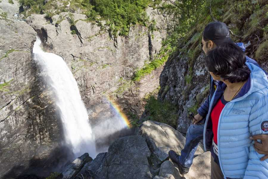 Outdoorlife Norway AS Månafossen Waterfall Half-Day Hike