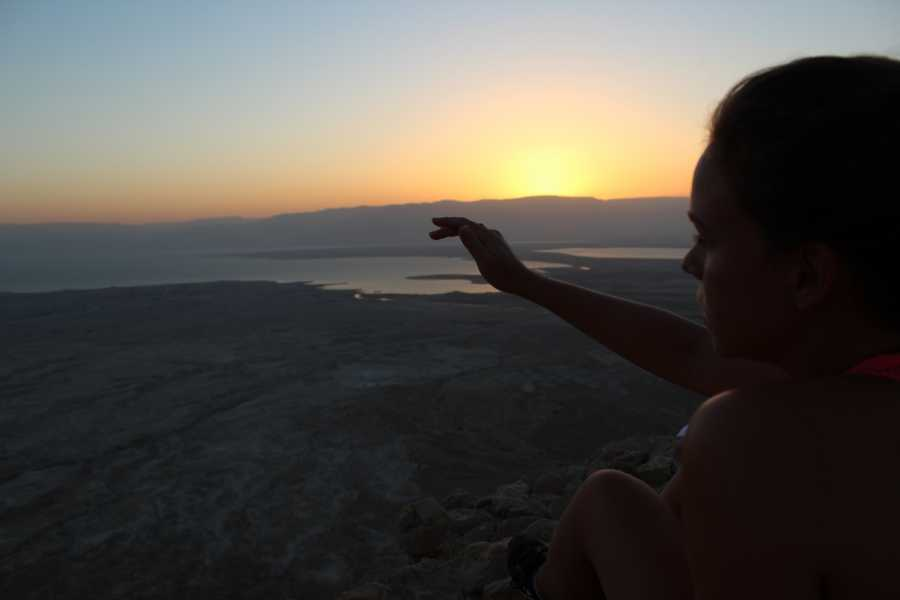 Wild-Trails Guided Trekking in Israel - Dead Sea Trail