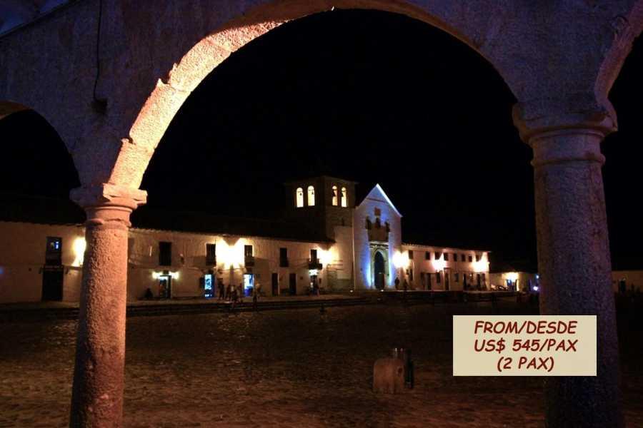 Bogota Henry Tours CATEDRAL DE SAL Y VILLA DE LEYVA TOUR PRIVADO 3 DÍAS