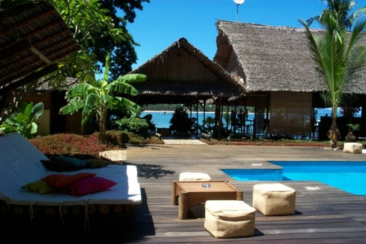 BOOKINGAFRICA.NET Madagascar - L'Heure Bleue 7 nights