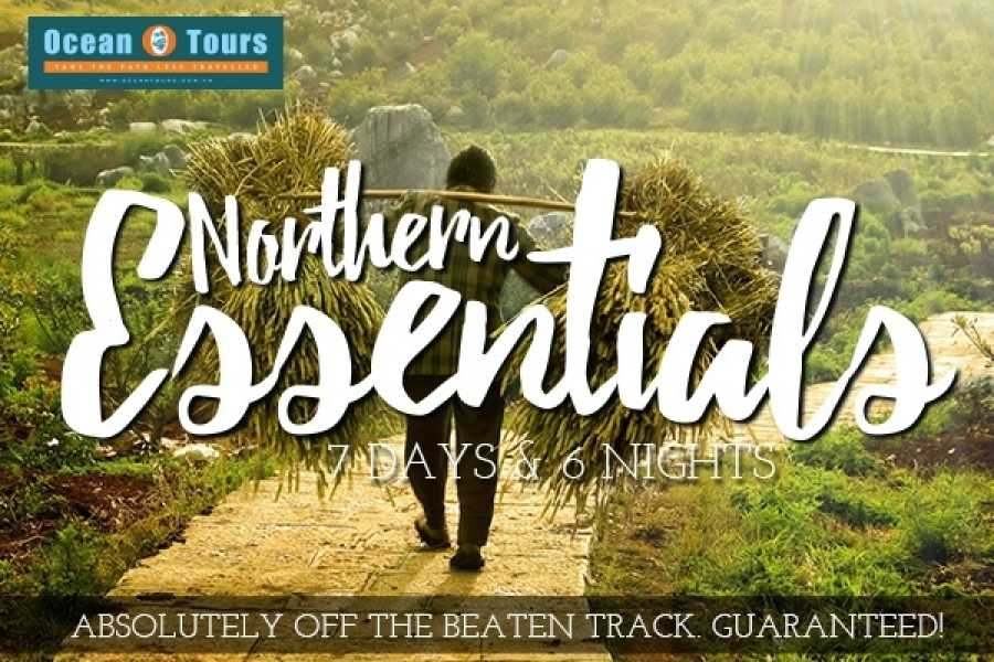 OCEAN TOURS 7D6N NORTHERN ESSENTIALS
