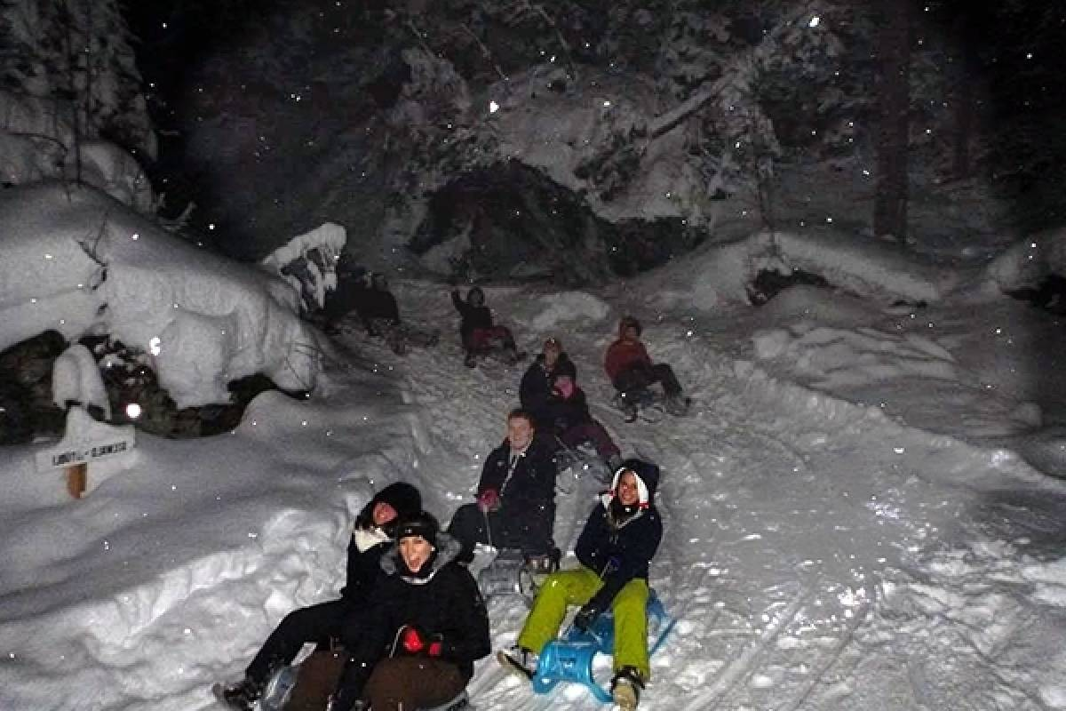 Outdoor Interlaken AG Nachtschlitteln