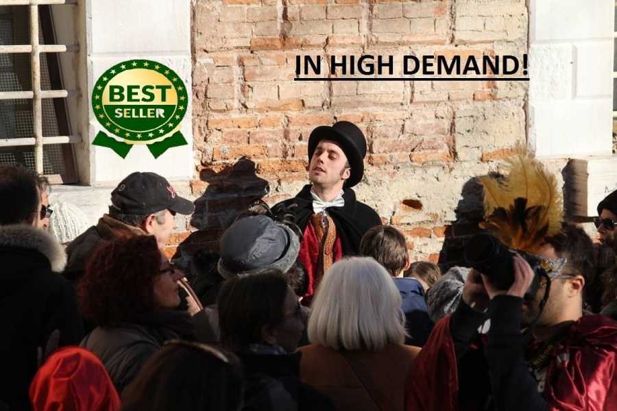 Venice Tours srl CARNIVAL WALKING THEATRE SHOW