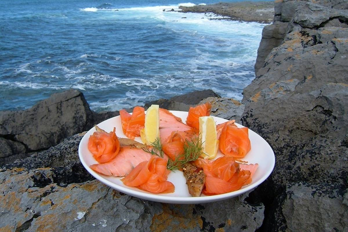 Good Food Ireland Wild Atlantic Way Burren Connemara Culinary Experience