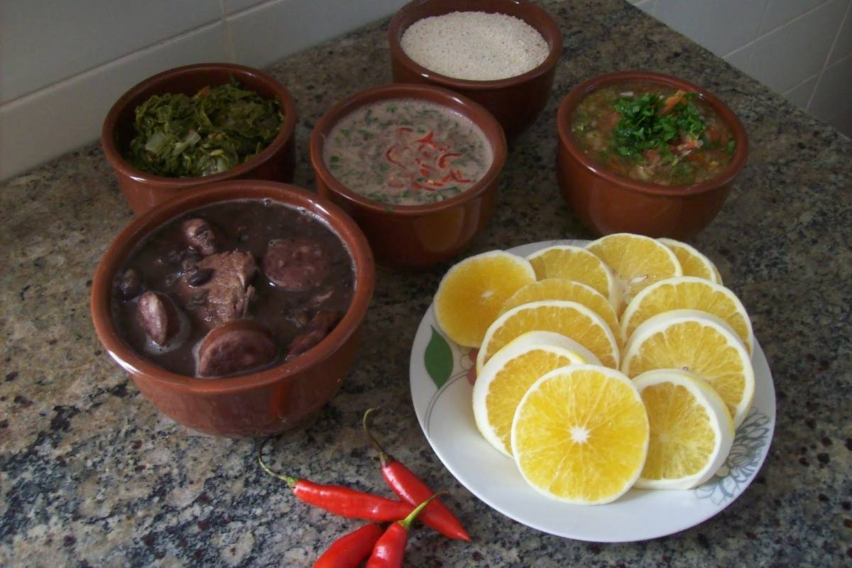 Check Point City Tour Gastronômico - Feijoada com Samba de Raiz (5h)