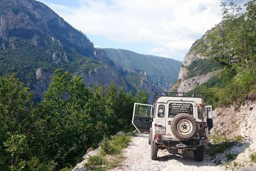 Nature Trips Weekend 4x4 in Istria