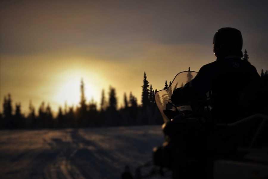 Puls Camp Åre SKOTER till Fonduemiddag - NYHET