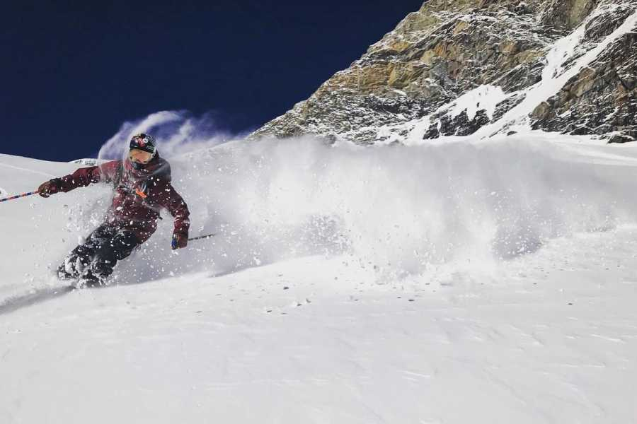Saas-Fee Guides Freeride