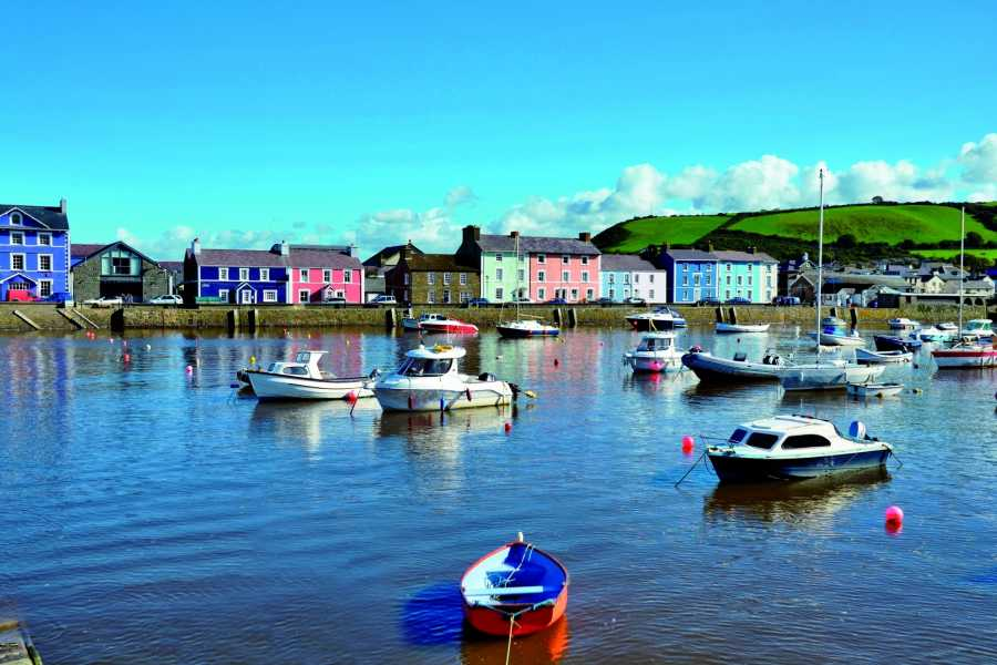 Cambria Tours Colourful Ceredigion