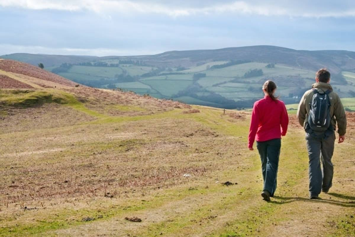 Cambria Tours Offa's Dyke Path