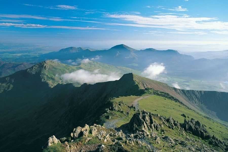 Cambria Tours Snowdonia Hike