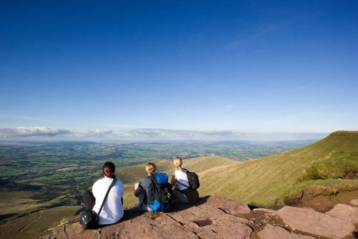 Cambria Tours Brecon Beacons Day Trip